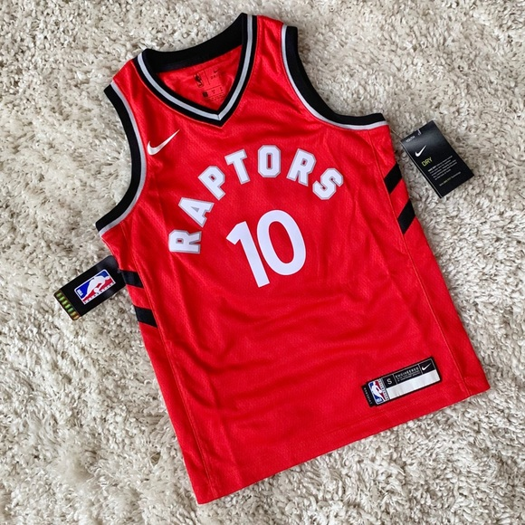 6c9be9939ff Nike Shirts & Tops | Toronto Raptors Demar Derozan Youth Small ...